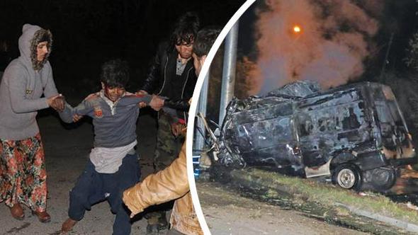 Iğdır'da Katliam Gibi Kaza! 17 Ölü, 36 Yaralı