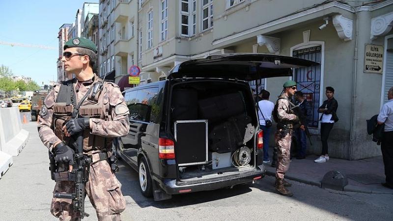 İstanbul Son Dakika! Kurt Kapanı 3 Operasyonu Başladı! Şehre Giriş Çıkışlar Kapatıldı!