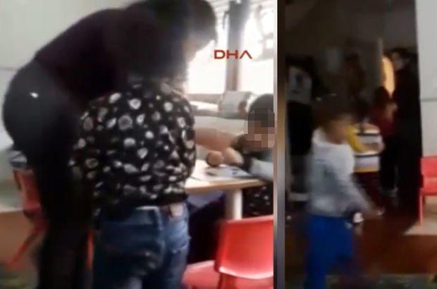 İstanbul'da Skandal! Anaokulundaki Kız-Erkek Çocuklarını Döven Öğretmenler Çıplak Halde Tuvalete Sokarak…