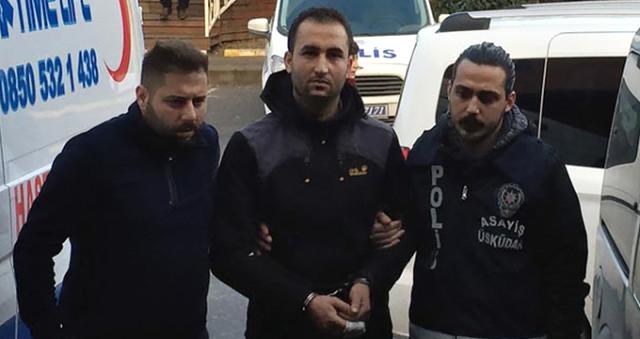 İstanbul'da Yasak Aşk Kaçamağı Kanlı Bitti! Yatağında Yarı çıplak Yakaladığı Karısını ve Sevgilisini Doğradı