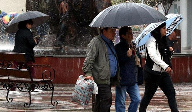 İstanbullular Dikkat! 07.10.2017 Hava Durumu, Meteoroloji'den Sel Uyarısı