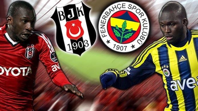 İşte Beşiktaş ve Fenerbahçe'nin Muhtemel 11'leri