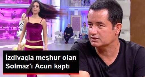 İzdivaç'ın Roman Kızı Solmaz'ın Yeni Dizisi Acun'un Kanalı TV 8'de Yayınlanacak!