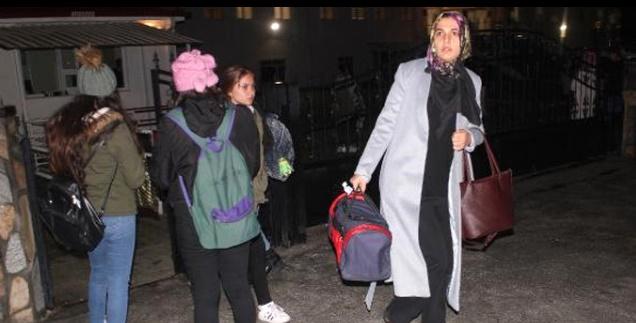 """Karaman'da Kız Öğrenci Yurdunda """"Siyah Giyimli Arap"""" Paniği! Öğrenciler Sinir Krizi Geçirdi, Üniversite Sınavları İptal Edildi"""