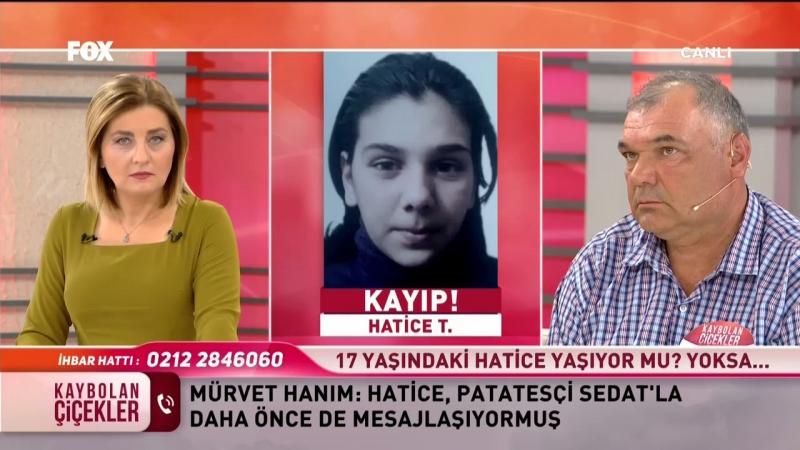 """Kaybolan Çiçekler 30 Mayıs Canlı Yayında Bir Cinayet İtirafı Daha! Hatice'nin Annesi: """"Kızımı Öldürmesini Soner'e Ben Söyledim, O da Öldürdü"""""""