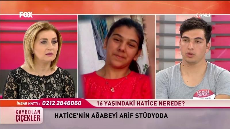 Kaybolan Çiçekler 31 Mayıs Canlı Yayın! Hatice'nin Annesi İtirafının Ardından Gözaltına Alındı