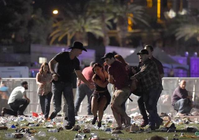Las Vegas Katliamında Bilanço Her Dakika Artıyor: 50 Ölü, 200 Yaralı