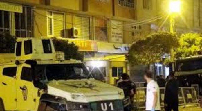 Mardin'de Polise Saldırı! Şüphe Üzerine Durdurulan Araçtan Ateş Açıldı 2 Polis Yaralı