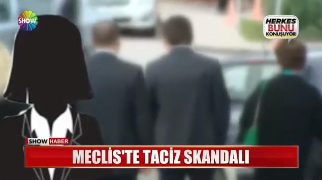 Meclis Asansöründe Taciz Skandalı! 25 Yaşındaki Kadını Asansörde Öpmeye Kalkan Meclis Çalışanının Cezası Belli Oldu!