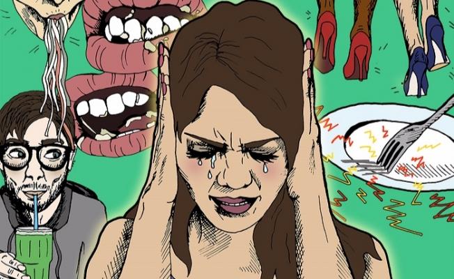 Meğer O Bir Hastalıkmış! Misophonia: Ağız Şapırdatanlardan Nefret Etme Hastalığı!