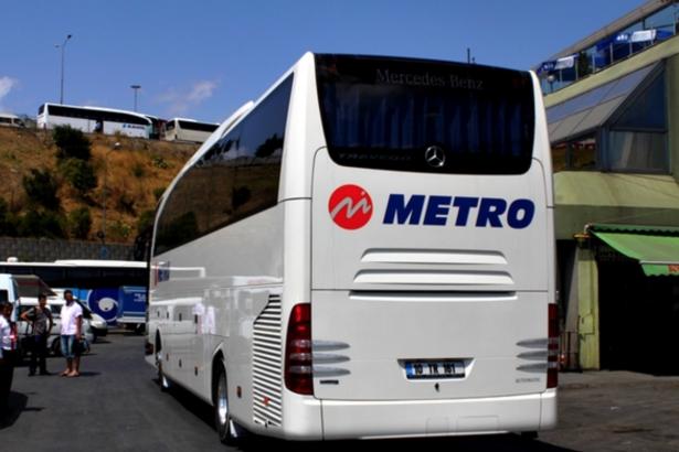 Metro Turizm Skandalları Bitmiyor! Muavin Otobüste Uyuyan 10 Yaşındaki Kızı Taciz Etti