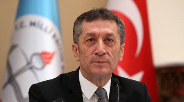 Milli Eğitim Bakanı Ziya Selçuk'tan Teneffüs Süresi Açıklaması