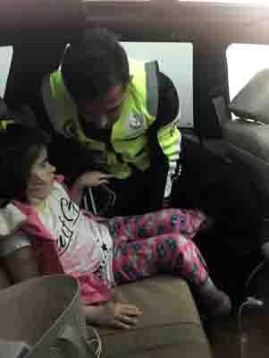 Muğla'da Rezalet! Annesinin Otomobilde Bıraktığı Engelli Kız Havasızlıktan Ölecekti