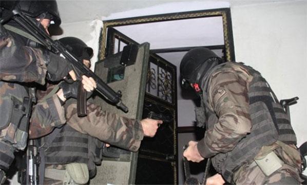 PKK'nın İnfaz Timi İstanbul'da Çökertildi