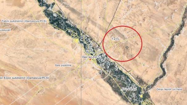 Rus Savaş Uçakları Suriye'de Yanlışlıkla PKK'yı Vurdu: 45'den Fazla PKK'lı Terörist Öldürüldü
