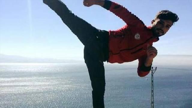 Şanlıurfa'da Wushu Dövüş Sporu Dalınca Milli Sporcu Harun Koyuncu İntihar Etti!