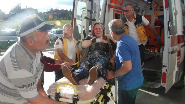 Şehit Öğretmen Aybüke Yalçın'ın Teyzesi ve Eniştesi Kazada Yaralandı!