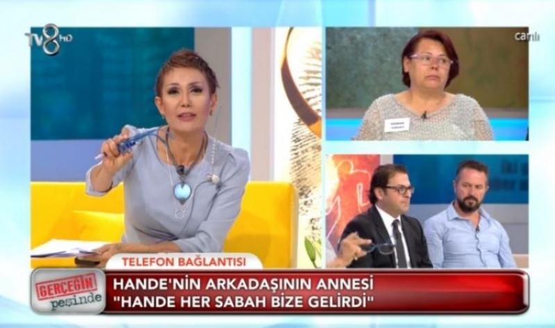 Serap Ezgü Gerçeğin Peşinde TV 8 5 Haziran Canlı Yayın! Hande'nin Öldürülmesinde Dede Şüphesi!