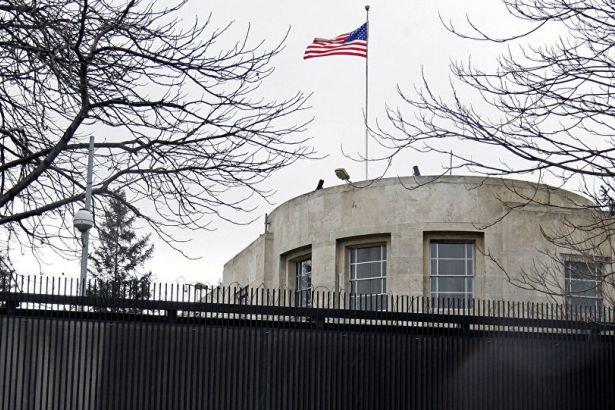 Son Dakika! ABD Gerekçe Sunarak Ankara'daki Büyükelçiliğini Kapattı