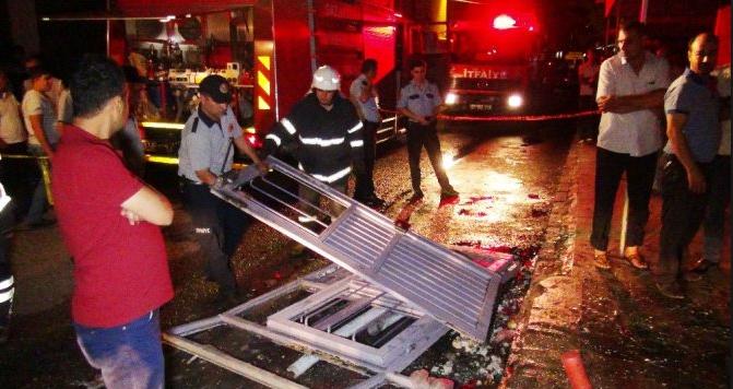 Son Dakika! Gaziantep'te Patlama, Çok Sayıda Yaralı Var