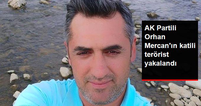 Son Dakika! Lice'de Ak Partili Yöneticiyi Öldüren Terörist Yakalandı