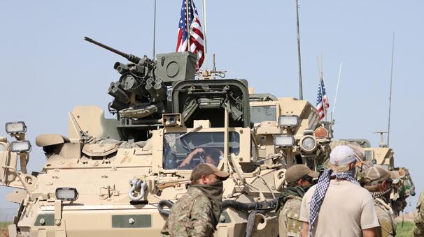 Suriye'de Kritik Adım! ABD'nin 600 Askeri Sınıra Sevk Edildi