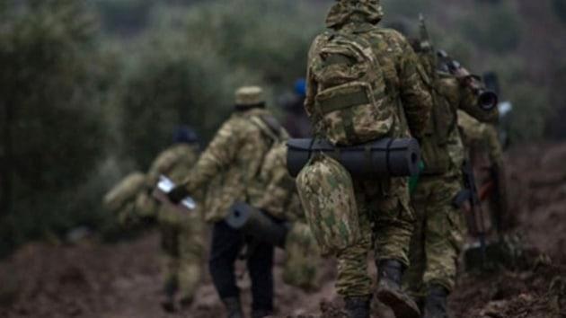 TSK Göz Açtırmıyor! Afrin'de 380 Terörist Kıstırıldı, Operasyon Başladı