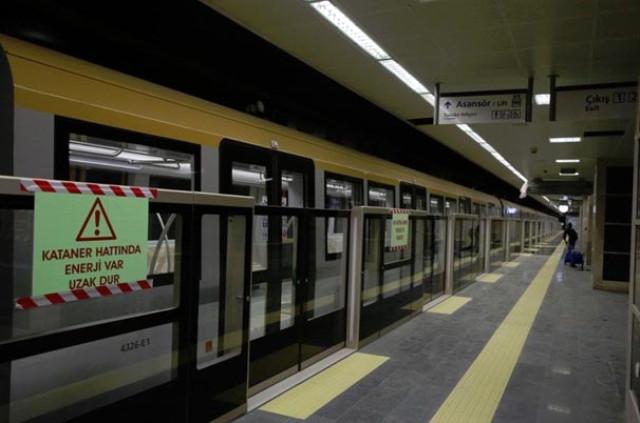 Türkiye'de Bir İlk! Cumhurbaşkanı Erdoğan Sürücüsüz Metro Açılışını Gerçekleştirecek