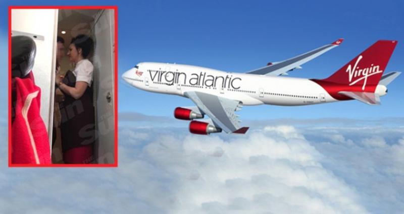 Uçakta Skandal Olay! İki Yolcu Tuvalette Cinsel İlişkiye Girerken Basıldı