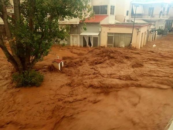 Uzmanlar Afet Uyarısı Yaptı! Yunanistan'ı Perişan Eden Sel Felaketi Türkiye'ye Geliyor