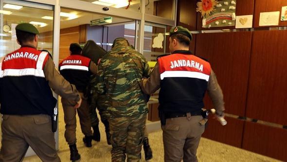 Yunanistan'dan Merak Edilen Soruya Flaş Yanıt!  FETÖ'cü Subaylar ve Yunan Askerleri Takas Edilecek Mi?