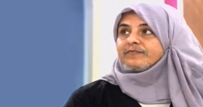 Zahide Yetiş'in Programında Şok Olay! Sakallı Kadını Görenler Şaşkına Döndü