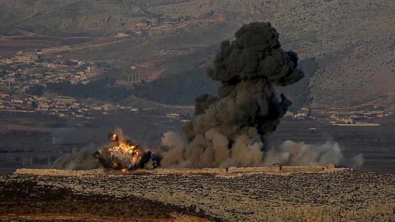 Zeytin Dalı Operasyonu Devam Ediyor! TSK Açıklama Yaptı: 6 Günde Kaç Terörist Öldürüldü