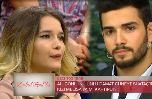 Zuhal Topal'la 11 Mayıs Cüneyt Süataç'ın Kızı Melisa Ali İçin Yeniden Geliyor! Ali ve Melisa Barışacak Mı?