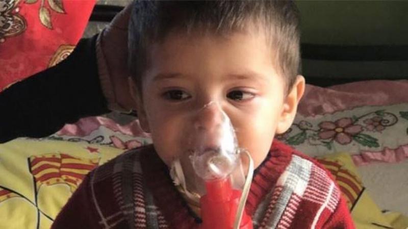 Babası Ölürse Ölsün Dedi: İlik Bekleyen Minik Muhammed'in Annesinden Yardım Çığlığı