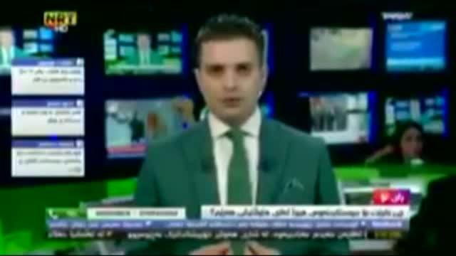Canlı Yayında Yakalandılar: Kuzey Irak 5,4'le Sallandı!