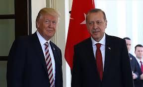Cumhurbaşkanı Erdoğan İle Donald Trump Arasında Çok Kritik Görüşme! Beyaz Saray'dan Açıklama Geldi
