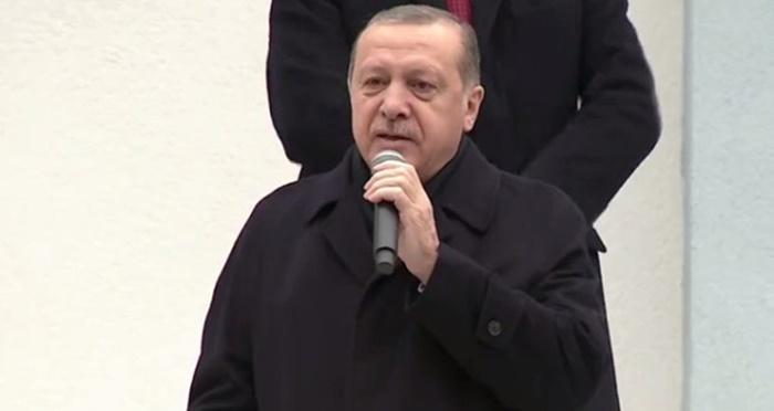 Cumhurbaşkanı Erdoğan'dan Gümüşhane ve Bayburt'a Havaalanı Müjdesi