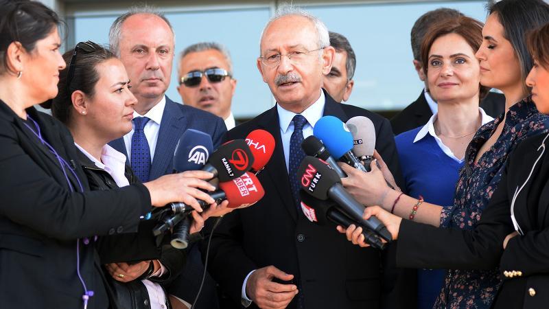 Erken Seçim Maratonu Başladı, CHP Lideri kemal Kılıçdaroğlu Aday Olup Olmayacağını Açıkladı