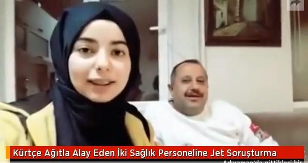 Kürtçe Ağıtla Alay Eden İki Sağlık Personeli Hakkında Soruşturma Başlatıldı