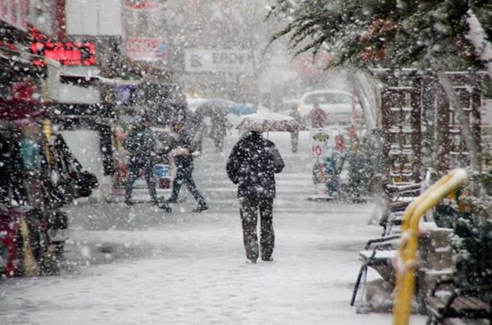 """Meteoroloji Uyardı, """"Kara Kış"""" Başladı! Türkiye Soğuk Havaya Teslim Oldu!"""