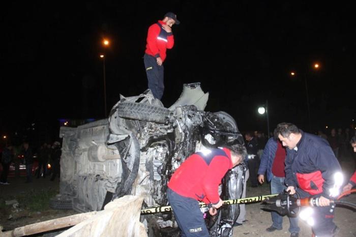 Son Dakika! Cumhurbaşkanı Erdoğan'ın Koruma Ekibini Taşıyan Araç Kaza Yaptı, Yaralılar Var