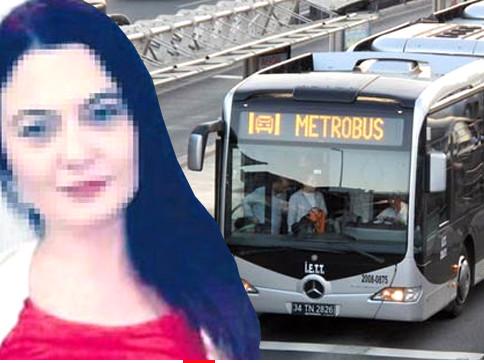 Yer: İstanbul! Metrobüste Kendisini Rahatsız Eden Erkek Yolcuya Şırınga Saplayan Hemşireye Mahkemeden Akıl Almaz Ceza