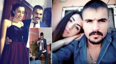 10 Gün Önce Evlendiği 6 Haftalık Hamile Eşini 10 Yerinden Bıçakladı