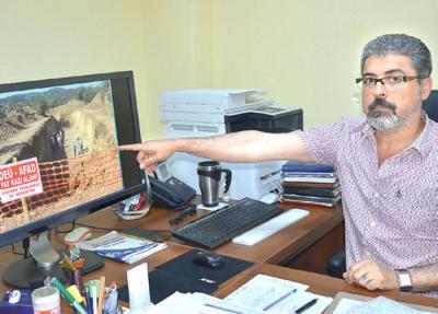 21 Temmuz'da Yaşanan Depremin Ardından Bodrum 26 Cm Kaydı