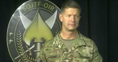 ABD'li Komutan Resmen Ağzından Kaçırdı! PKK'ya Destek İçin Gönderdikleri Asker Sayısı Şok Etti