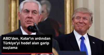 ABD'nin Hedefinde Bu Defa Türkiye Var! Aynı Suçlama Türkiye'ye Yöneltildi!