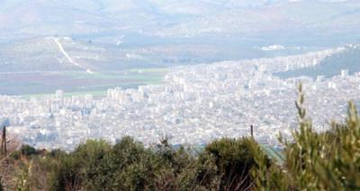 Afrin Göründü! Zeytin Dalı Harekatı'nın 50. Gününde İlçe Merkezine Sadece 800 Metre Kaldı!