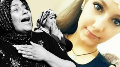 Afrin'deki Hainler Sivilleri Hedef Aldı, Güzeller Güzeli 17 Yaşındaki Fatma Uyurken Can Verdi