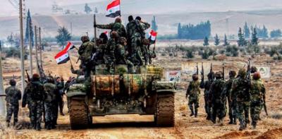 Afrin'den Sonra Bir Bomba İddia Daha: Esad'a Bağlı Rejim Güçleri Afrin'den Sonra Menbiç'e Girecek